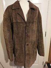 Men's Original Ben Sherman Vintage Real Leather Jacker UK Size Medium H