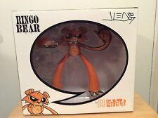 Signed Joe Ledbetter Ringo Bear Limited Edition #281/600 Designer Toy