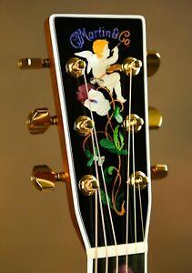 Martin D-45 Cherub Custom Masterpiece Acoustic Guitar