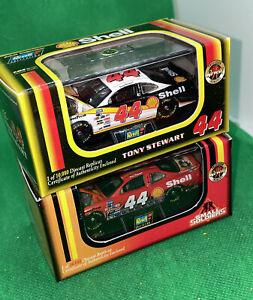 Revell 1/64 Tony Stewart #44 2 MIB Race Car Lot Shell Pontiac 2 Versions