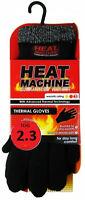 Hommes Gants Thermiques 2.3 Habit Tricoté Double Chaleur Isolé Adultes D'Hiver