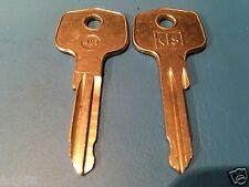 Mercedes W 110, W 111 und W 112   Schlüsselrohling Herst. KIS Profil ME2