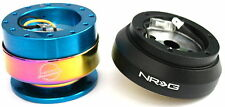 NRG Steering Wheel Short Hub Adapter Quick Release NB For Nissan 240SX 300ZX