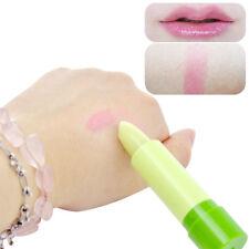 Hot Waterproof Magic Color Changing Lipstick Moisturizing Fruit Taste Lip Balm