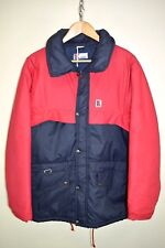 VINTAGE K-WAY KWAY QUILTED LINED WATERPROOF CAGOULE RAIN JACKET ANORAK  size M