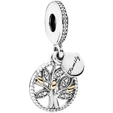 Pandora 925er Dangle Family Stammbaum - Silber, 791728CZ