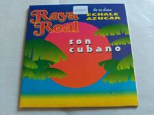 1 TRACK CD RAYA REAL - SON CUBANO (POPURRI) - PASARELA SPAIN 2000 VG+