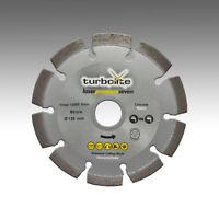 Marcrist Turbolite Laser Premium 125mm x 22,23mm Diamantscheibe Beton Universal