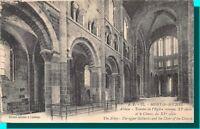 CPA 50 - LE MONT SAINT-MICHEL  abbaye  travées de l'eglise romane
