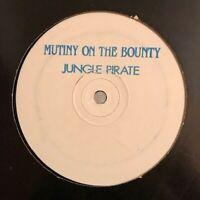 "Jungle Pirate – Mutiny On The Bounty 12"" Vinyl 1992 Old Skool Hardcore Jungle"
