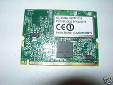 Carte wifi BCM94318MPG Acer Aspire 3630 3634 etc...