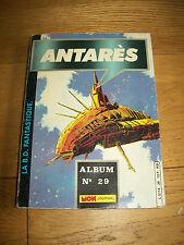 BD ANTARèS-Album N° 29-MON JOURNAL