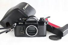 Canon F1 film camera