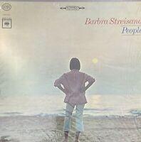 "BARBRA STREISAND -""PEOPLE""  VINYL RECORD"