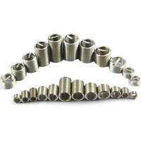 Helicoil Type Thread Inserts M1.6/M2/M2.5/M3/M4/M5/M6/M8/M10/M12 Thread Repair