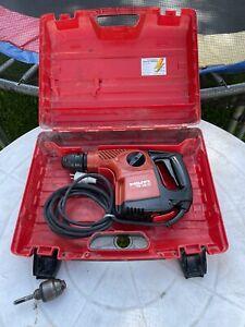 Hilti TE 16-C Bohrhammer Bohrmaschine Stemmhammer TE 16 C mit Koffer++Bohrfutter