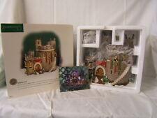 "Department 56 Dickens' Village Series ""Heathmoor Castle"" #58313 Mib"