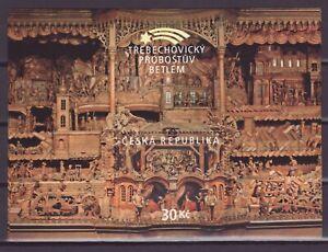 Tschechien Block  34 **   Weihnachtskrippenmuseum Trebechovice pod Orebem