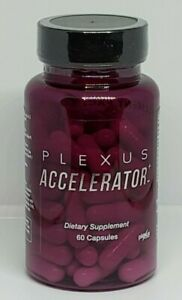 Plexus Accelerator Dietary Weight Loss Supplement 60 Capsules New Sealed 08/2023