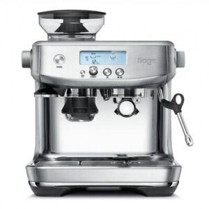 Sage Appliances Barista Pro Edelstahl SES878BSS Siebträgermaschine Espresso