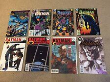 Batman Comic Lot #3 (8 Comics)