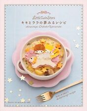 Sanrio: Little Twin Stars -kiki A Rara Nessun Yumemiru Recipe- Libro Giappone