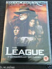 The League of Extraordinary Gentlemen NEW 2 DISC SPECIAL EDITION SEAN CONNERY