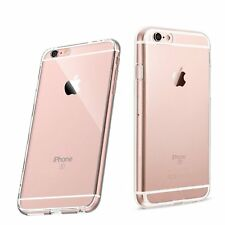 iPhone 6S Plus Case Crystal Clear Shock Absorption Technology Bumper Soft