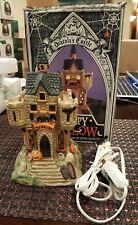 Creepy Hollow - Dracula's Castle - Lighted - Original Box