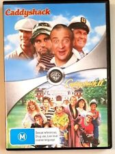 Caddyshack / Caddyshack II (2 Movie Set) DVD **LIKE NEW** (Region 4)