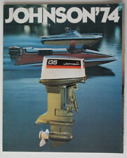 JOHNSON Outboard 1974 dealer brochure - French - Canada - ST1002000318