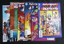 2016 Harley Quinn GANG OF HARLEYS Set of #1 2 3 4 5 6 NM- 9.2 DC Comics