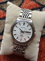 Vintage Rare Seiko Lord Matic 5606-7010 Automatic LM Lord Matic Watch