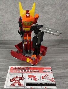 2003 Transformers RODIMUS PRIME G1 Commemorative Series VII Toys R' Us - No Box
