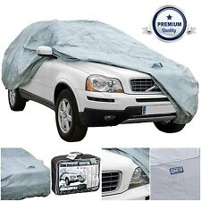 Cover+ Waterproof & Breathable Outdoor Car Cover for Toyota Landcruiser (5 Door)