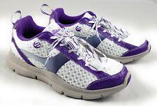 Dr Comfort Meghan Diabetic Comfort Shoes Purple Lace up Mesh New Women's 8 M