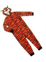 M&S kids / boys unisex all in one  tiger  age 2 - 3 years NEW Marks & Spencer