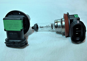 2x Brand New OEM For Infiniti Nissan H11 55W Long Lasting Life Bulbs Set 12362LL