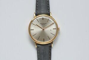 Patek Philippe Calatrava 3468 Watch - NO RESERVE