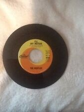 """45 """"I'll Cry Instead/I'm Happy Just To Dance With You-The Beatles w/Pic Sleeve"""