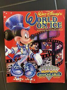 Walt Disney's World on Ice Programme Diamond Jubilee Special Edition