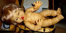 Schildkröt Puppe etwa 40 cm aus Nachlass.  Los 1