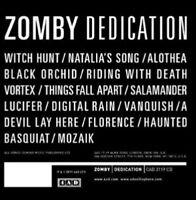 Zomby - Dedication [New & Sealed] Digipack CD