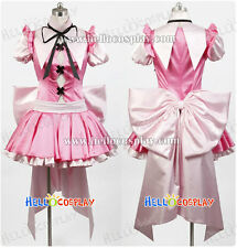Kore wa Zombie Desu ka Cosplay Haruna Pink Dress H008