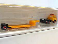 Brekina 78201 MAN 14.230 DFS mit Nooteboom Tieflader OVP (N7185)