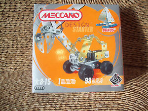"""MECCANO"" DESIGN STARTER - No: 2714"