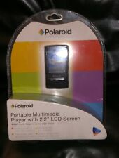 Polaroid Portable Multimedia Player With 2.2 Lcd Screen
