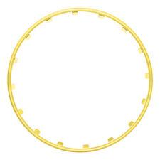 "Alloy Wheel Protectors - Rim Ringz 20"" Yellow"