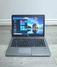 "HP Elitebook 840 G1 14"" Core i5-4200U 8GB RAM 120GB SSD Win10 pro MS Office"