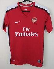 Arsenal Football Shirt 2008-09 Home Soccer Jersey Kids Yth YL Boys L Large 12-13